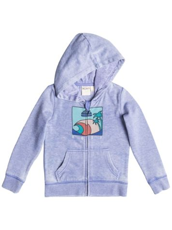 Roxy Break It Down California Zip Hoodie Girl