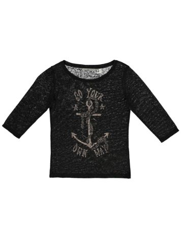 O'Neill Reflection T-Shirt LS Girls
