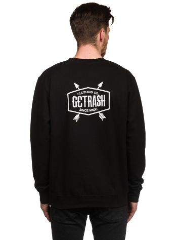 Getrash Logo Sweater