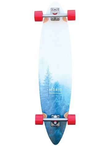 "Madrid Blunt 9.375"" x 38"" Forest Blunt Top MountCom"