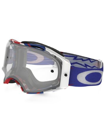 Oakley Airbrake Mx High Voltage Rwb