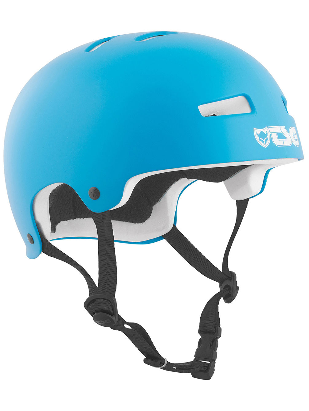 Evolution Youth Solid Color Helmet