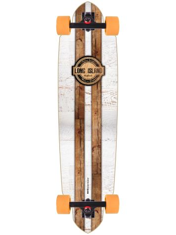 "Long Island Longboards Trace 10"" x 38.8"" Completo"