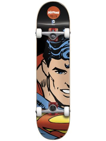 "Almost Mullen Superman 8.0"" Split Face Complete"