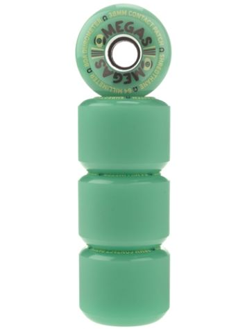 Sector 9 Omegas 64mm Slide Rollen