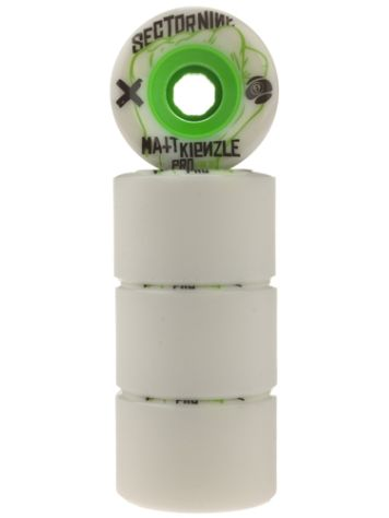 Sector 9 Matt K. Pro 65mm Slide Ruedas