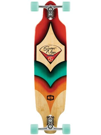"Sector 9 Sentinel II 37.5"" x 9.25"" Complete"