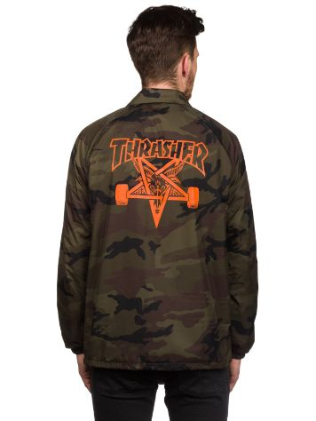 Thrasher Skategoat Coach Jacket