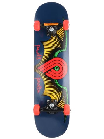 "Powell Peralta Winged P 8"" Skateboard Complete"
