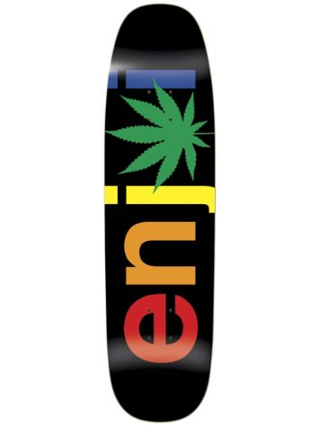 "Enjoi Chronic Logo R7 8.5"" Deck"