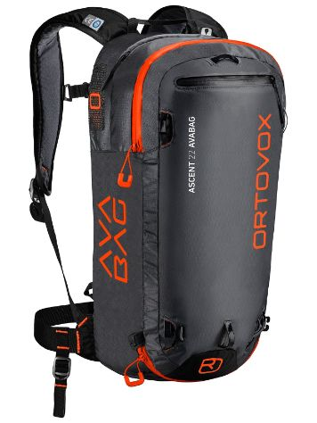 Ortovox Ascent 22L without Avabag Unit
