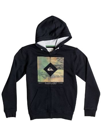 Quiksilver Diamond Day Zip Hoodie Boys