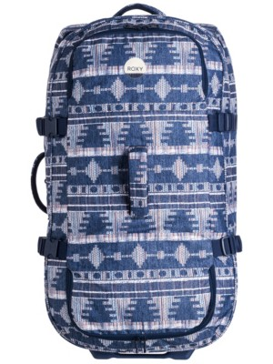 Roxy Long Haul Travelbag akiya combo blue print Gr. Uni