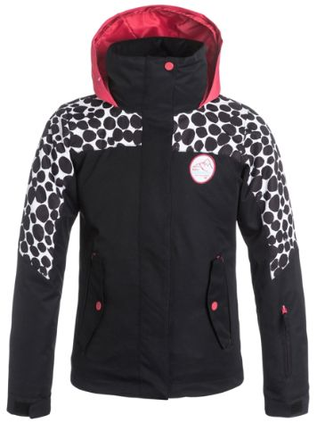 Roxy Jetty Colorblock Jacket Girls