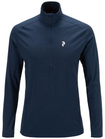 Peak Performance Multi Zip 180 Fleece Pullover
