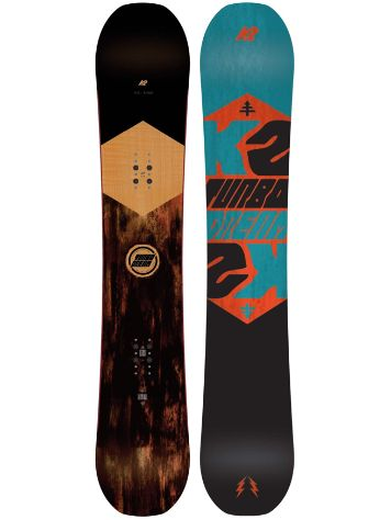 K2 Turbo Dream Wide 160 2017 Snowboard
