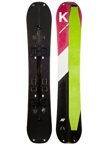 K2 Joy Driver Split Package 159 2017 Splitboard Set