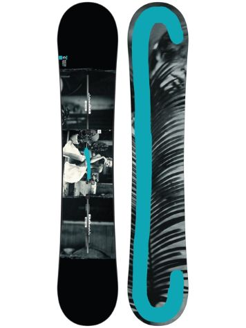 Burton Custom Twin 156