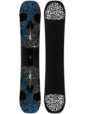 Burton Process Off-Axis 152 2017 Snowboard