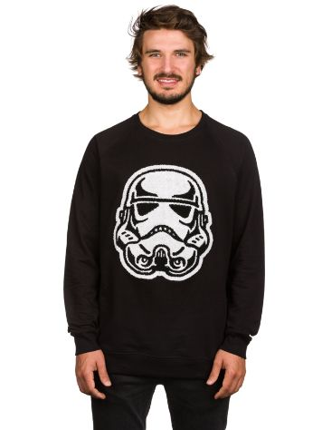 Dedicated Trooper Head Star Wars Sweater