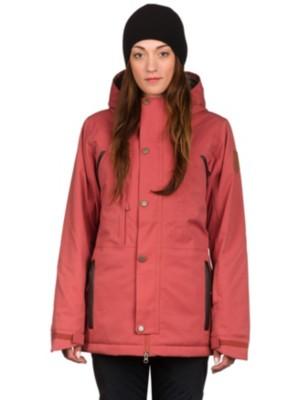 Bonfire Safari Jacket dark blush Gr. L