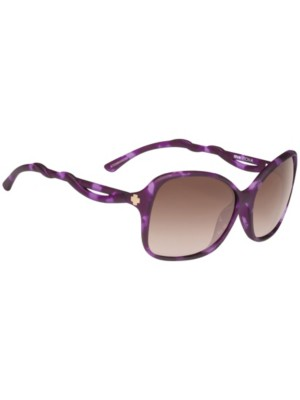 Spy Fiona Soft Matte Purple Tort happy bronze fade Gr. Uni