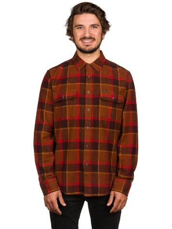 Obey Gower Woven Shirt LS