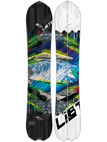 Lib Tech T-Rice Split Fp 163 2017 Splitboard