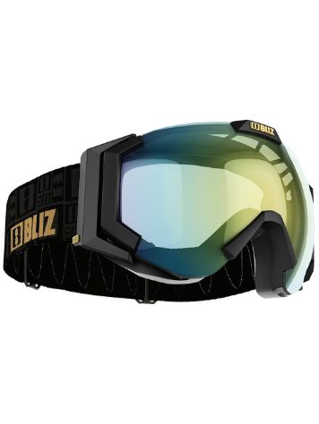 BLIZ PROTECTIVE SPORTS GEAR Caver Smallface Matt Black Goggle