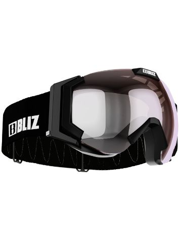 BLIZ PROTECTIVE SPORTS GEAR Carver Junior Black Youth Goggle jongens