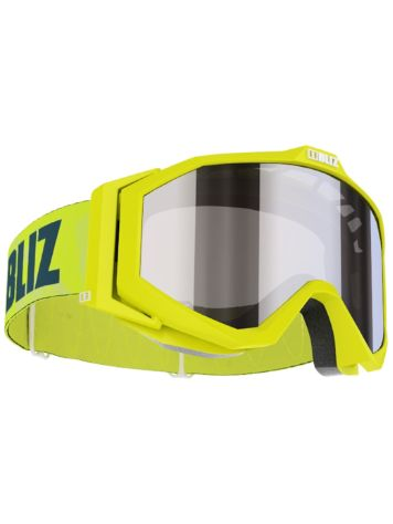 BLIZ PROTECTIVE SPORTS GEAR Edge Junior Lime Green Youth Goggle jongens