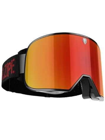 Dr.Zipe Savage Level 7 Black/Red Goggle