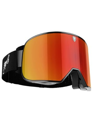 Dr.Zipe Savage Level 7 Black/White Non Violence Goggle
