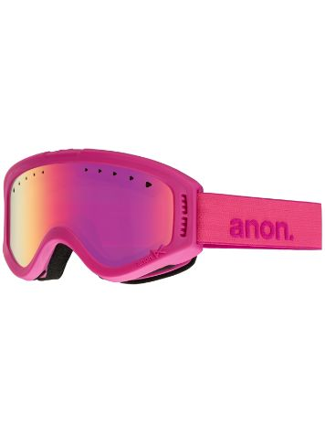 Anon Tracker Pink Girls Goggle