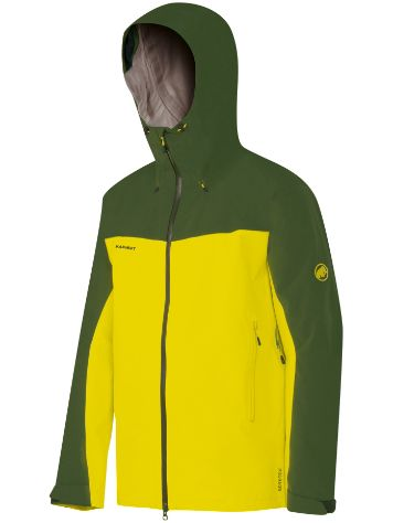 Mammut Crater Hooded Outdoor Jacket