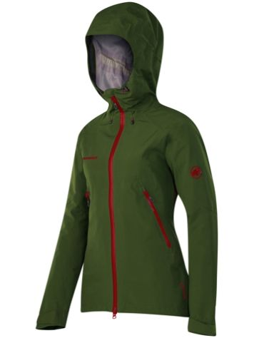 Mammut Ridge Hooded Chaqueta técnica