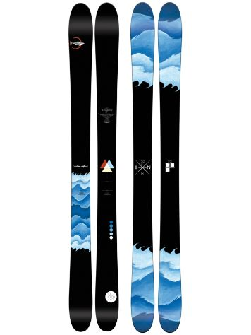 Line Sir Francis Bacon 184 2017 Ski