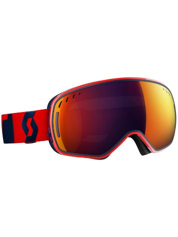 Scott Lcg Fluo Red/Eclipse Blue