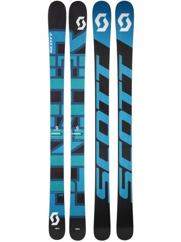 Scott Punisher 110 189 2017 Ski