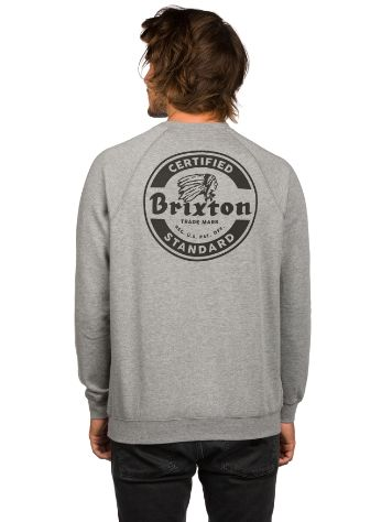Brixton Soto Crew Fleece Sweater