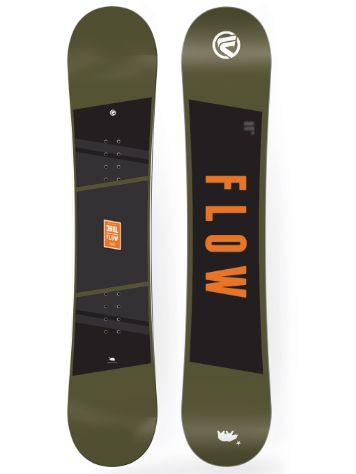Flow Micron Chill 145 2017 Youth Snowboard