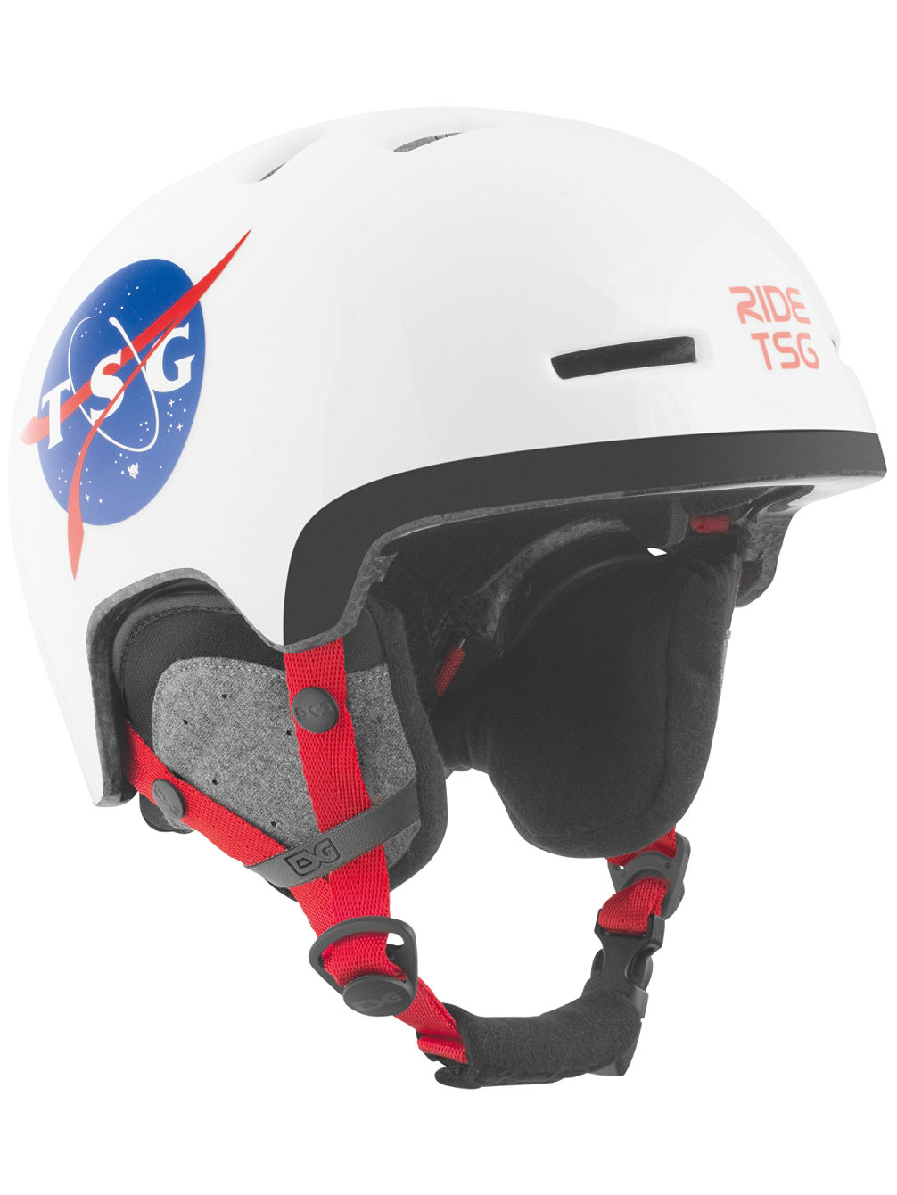 Arctic Nipper Maxi Graphic Design Helmet