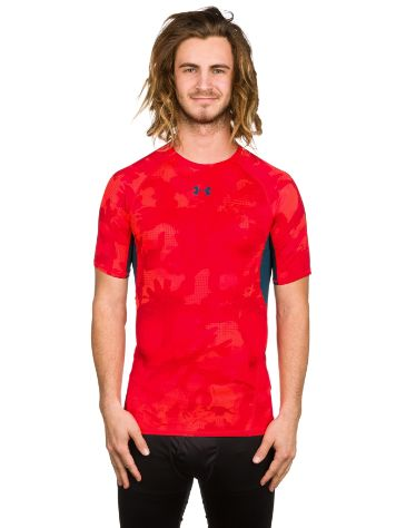 Under Armour UA Heatgear Armour Printed Funktionsshirt