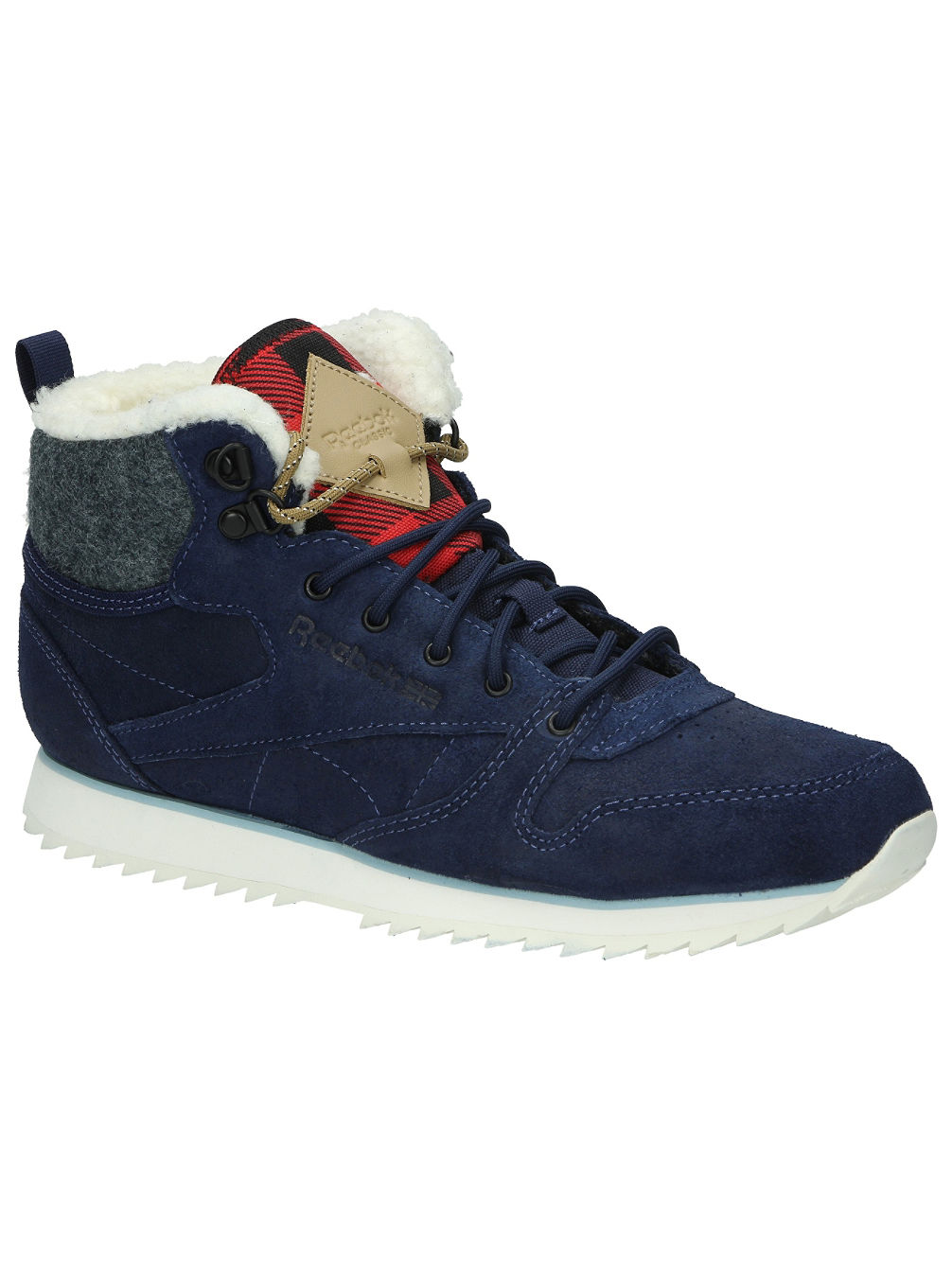 Buy Reebok Classic Leather Mid Outdoor Shoes Women online