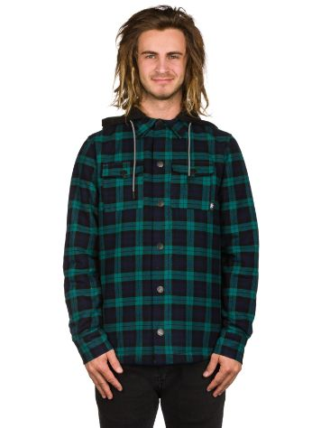 Saga Outerwear Insulated Flannel Hemd