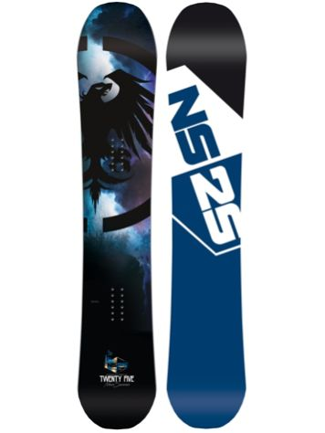 Never Summer Twenty Five X 159 2017 Snowboard