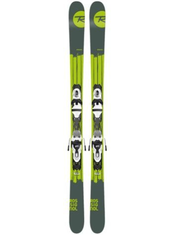 Rossignol Sprayer 158 + Xpress10 B83 White/Black 2017 Freeski-Set