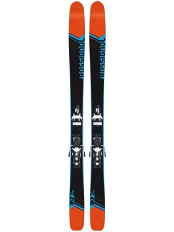 Rossignol Sky 7 HD 188 + NX11 B100 Black/White 2017 Freeski-Set