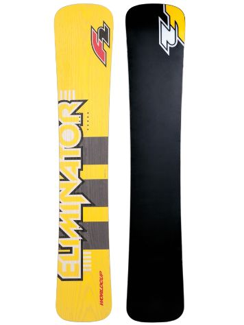 F2 Eliminator WC Wood 158 2017 Alpin Snowboard