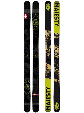 Majesty Rock'n'Rolla 182 2017 Ski